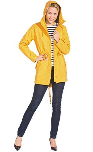 Modas Damen Regenmantel - leicht tailliert