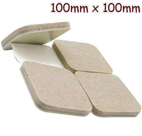 large-beige-felt-furniture-pads-square-100mm-x-100mm-x-3mm-thick-selfadhesive-laminate-wooden-floor-
