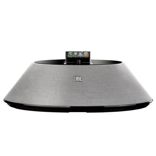 Jbl On Stage 400P Speaker Dock For Iphone/Ipod (Black)