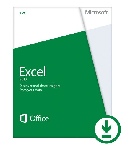 Microsoft Excel 2013 (1PC/1User) [Download]