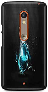 Sand Dunes Designer Printed Hard Back Case cover for Motorola Moto X Play