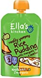 Ellas Kitchen Stage 2 Rice Pudding 80 g x 1