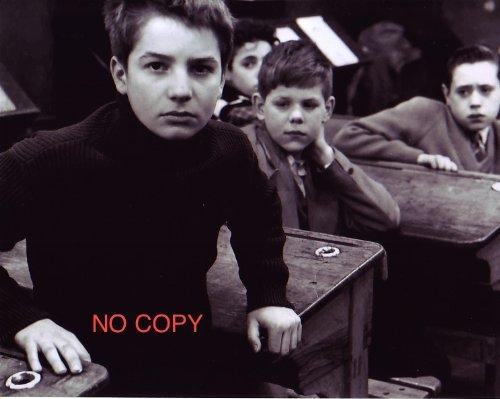大きな写真、「大人は判ってくれない」ジャン=ピエール・レオ