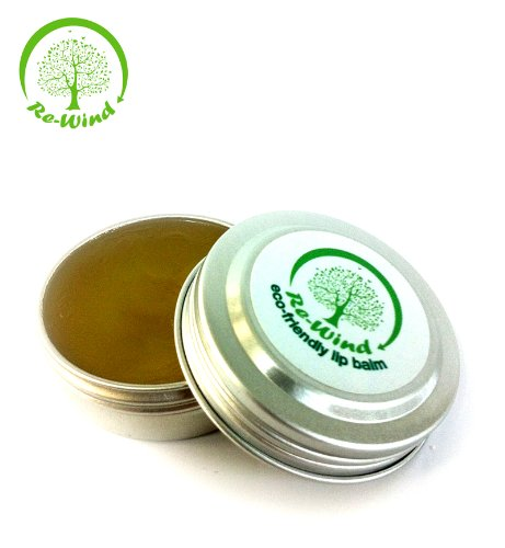 Re-wind Certified Eco-Friendly Moisturising Lip Balm - Perfect For Winter!