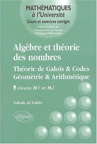 Livre > Algèbre géométrique