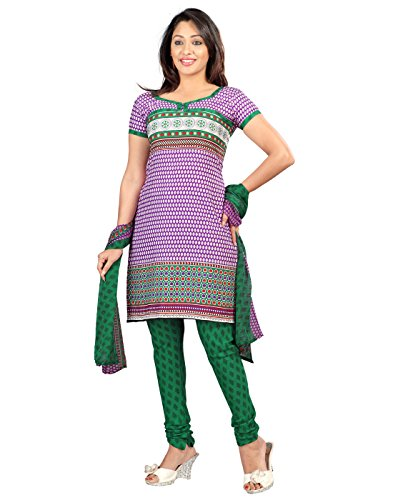 Yehii salwar suits for women stitched party wear Purple Crepe