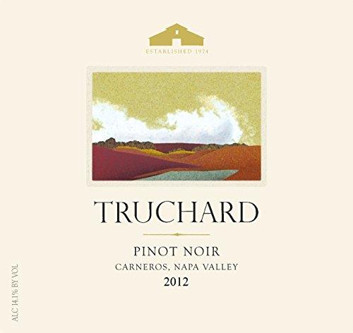 2012 Truchard Carneros Napa Valley Pinot Noir 750 Ml