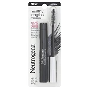 Neutrogena Healthy Lengths Mascara, Black 02 (0.21oz/6g)