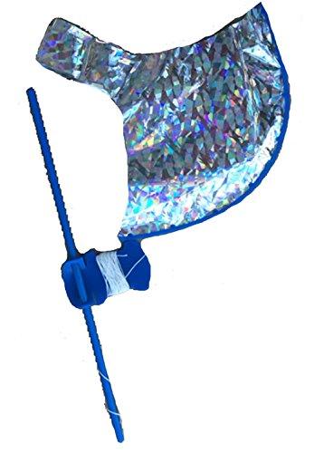 DaMert Silver Micro Lite Kite