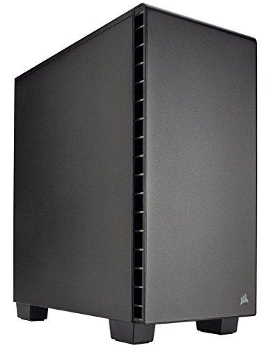 Corsair CC-9011082WW Carbide Series 400Q V2Tour midi ATX Boîtier d'ordinateur Noir