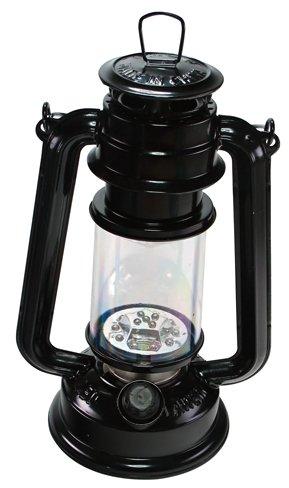 SE - Lantern - Hurricane, Dimmer Switch, Black, 15 LED - FL805-15B