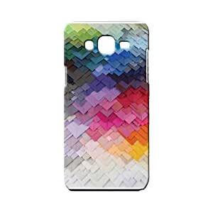 BLUEDIO Designer 3D Printed Back case cover for Samsung Galaxy A7 - G6067