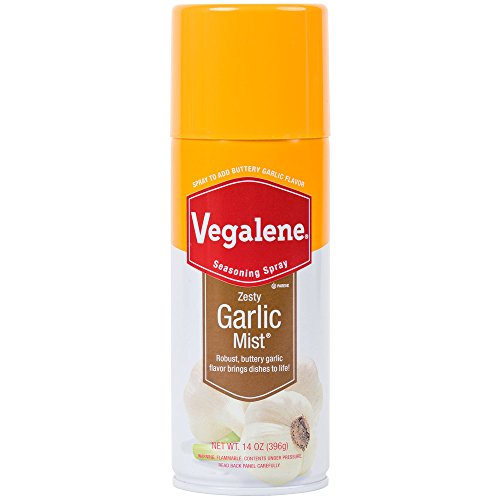 Zesty Garlic Mist Aerosol Pan Coatings -- 6 Case 14 Ounce (Pan Coating compare prices)