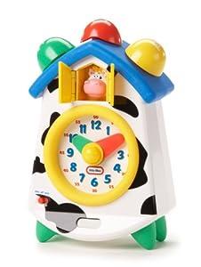 Clock-a-Doodle-Moo Moonica