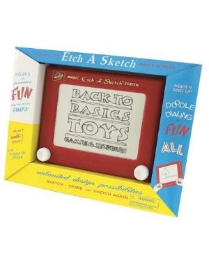 Ohio Art The Amazing Etch A Sketch Toy