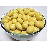 Lemon Creme Almonds, 2 pound bag. Free Shipping !
