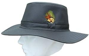 Wwk Mens Aussie Sun Hat Fishing Hunting Walking Shooting 100 Wax Cotton S-xxl