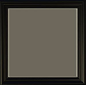 12x12 picture frame black 1 5 inch wide composite backing and glass ready to hang. Black Bedroom Furniture Sets. Home Design Ideas