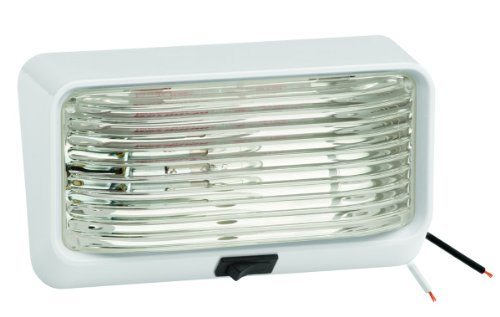Bargman 34-78-517 #78 Series Porch/Utility Light with Switch (Rv Exterior Lights compare prices)