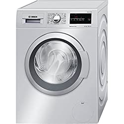 Bosch WAT24168IN Fully-automatic Front-loading Washing Machine (8 Kg, Silver)