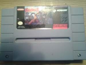 Super Nintendo Super Castlevania IV