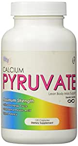 Calcium pyruvate weight loss reviews