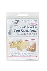 Pedifix 4 In 1 Super Soft Toe Cushions