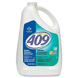 Formula 409 35300 Cleaner Degreaser Disinfectant, 128 fl oz Refill