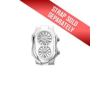Philip Stein Women's 1-F-FAMOP Signature Small Natural Frequency Technology Chip Watch
