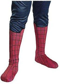 The Amazing Spider-man Movie Boot Covers