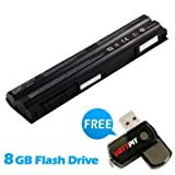 Battpit⢠Laptop / Notebook Battery Replacement for Dell Latitude E6430 ATG (4400mAh ) with FREE 8GB Battpit⢠USB Flash Drive