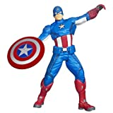 Marvel The Avengers Ultra Strike Captain America ~ Hasbro