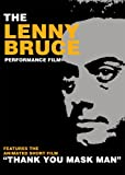 Cover art for  The Lenny Bruce Performance Film