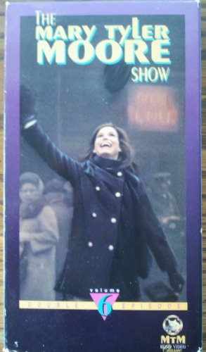 Mary Tyler Moore Show - Vol 6 (1040 or Fights and Anchorman Overboard) [VHS] (Mary Tyler Moore Show Season 6 compare prices)