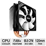 NZXT Technologies Respire T40 Cooling Fan, Silver RC-TST40-01