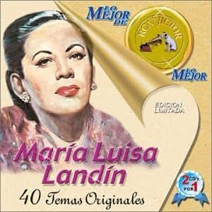 Maria Luisa Landin - Mejor De Rca Victor - Amazon.com Music
