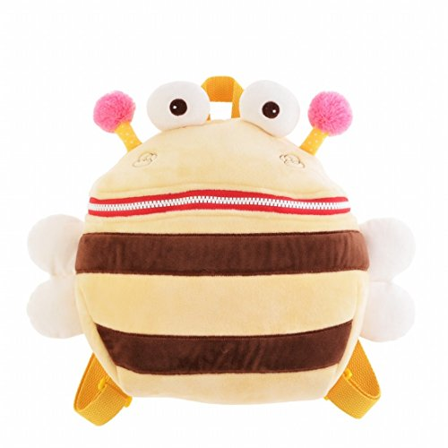 hwd-drum-eyes-plush-stuffed-animal-little-backpackplush-toys-dollyellow-bee
