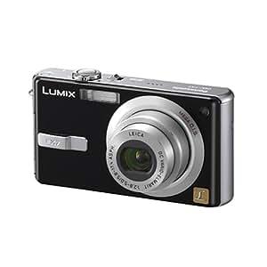 Panasonic Lumix DMC-FX7K 5MP Digital Camera with 3x Image Stabilized Optical Zoom (Black)