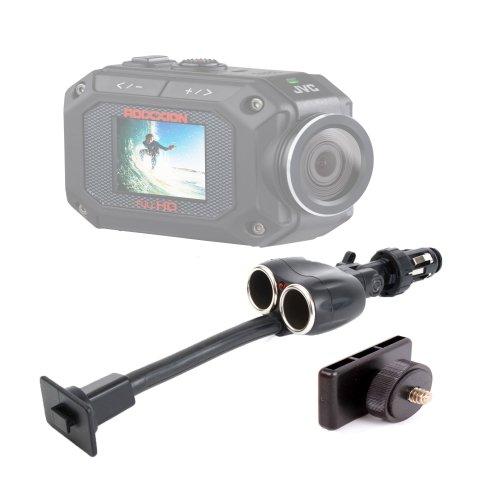 fixation-duragadget-2-en-1-base-vis-et-chargeur-pour-camescope-camera-embarquee-intova-sport-pro-hd-