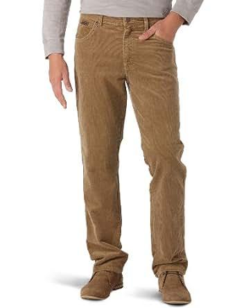 Wrangler - Texas - Jeans - Droit/Regular - De Couleur - Homme - Beige (Cub) - W30/L32