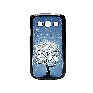 Vibhar printed case back cover for Xiaomi Redmi 2 SnowTree