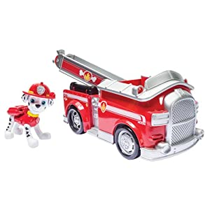 Paw Patrol - Marshall's Fire Fightin' Truck by Paw Patrol