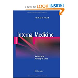 Internal Medicine: An Illustrated Radiological Guide PDF by Jarrah Ali Al-Tubaikh
