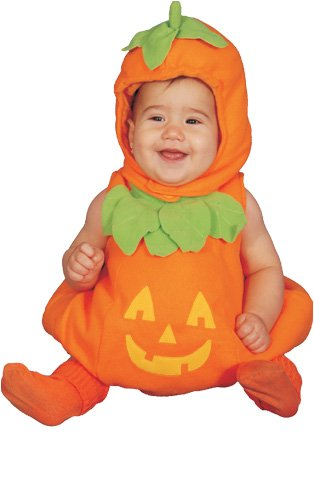 Baby Pumpkin Costume Set - Size 12-24 Mo. back-155596