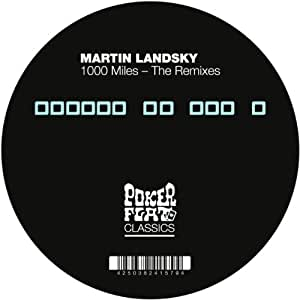 1000 Miles-the Remixes [Vinyl Maxi-Single] [Vinyl Maxi-Single]