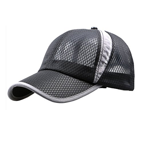 Voberry-Men-and-Women-Snapback-Baseball-Cap-Outdoor-Sports-Mesh-Hat