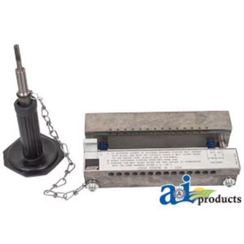 1701585 07 U20 PROFI-14 (for John Deere 7 belts) genuine oem high pressure sensor for john deere 504381065 d815