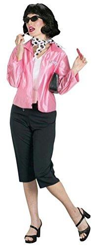 Coslove Grease Licensed Pink Ladies Costume