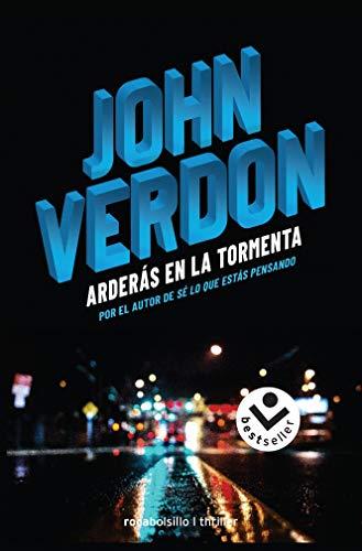 Arderás en la tormenta  [John Verdon] (Tapa Dura)