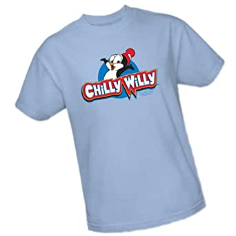 amazoncom willy logo chilly willy youth tshirt